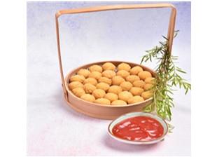 番茄土豆球